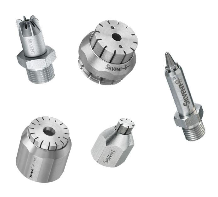 Stainless Steel Slot Nozzles