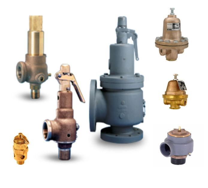 Safety Valves and Control Valves